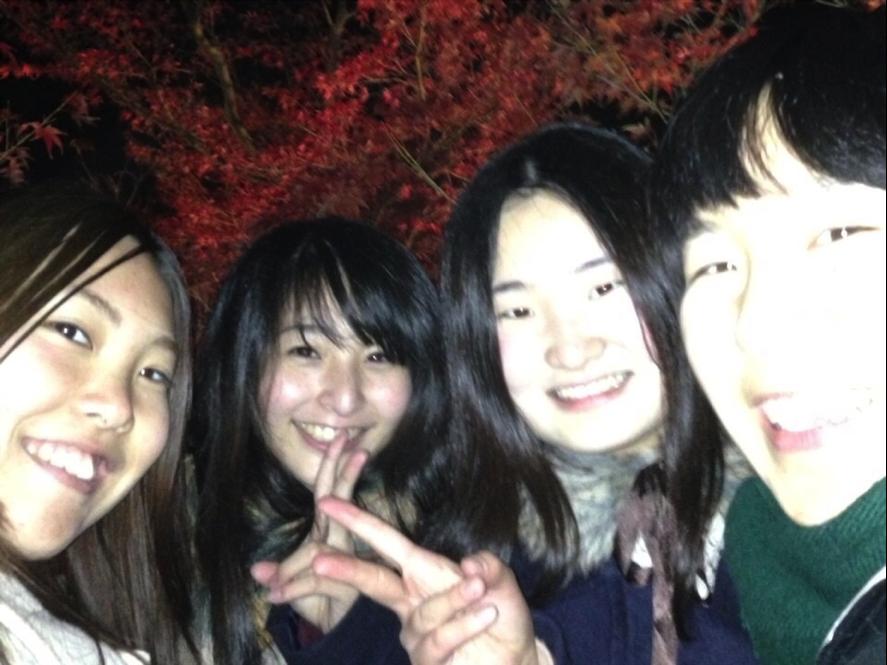 理想の大学生像に京都がピタリとはまったんです。 都会と落ち着きを持ち合わせたまち。惹かれました。