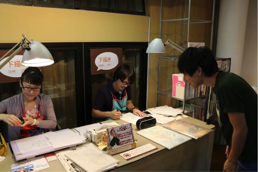 芝でゴロゴロ、カフェも併設、1日中楽しめると噂の京都国際マンガミュージアムに行ってきた!!