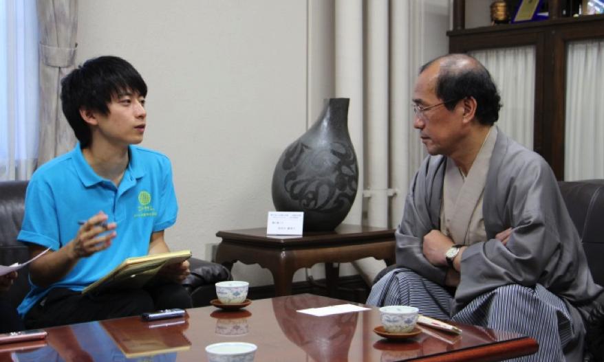 【京都市長に聞いてみた!】京都で学生生活を送る魅力とは