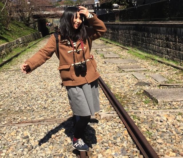 京都に憧れすぎて進学先に!