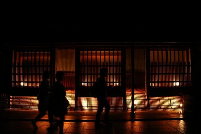【都ライト'15】町家と灯りが織りなす町並みにうっとり