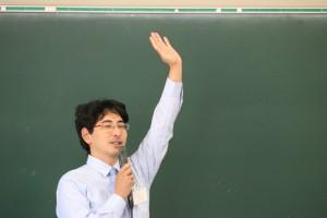 【学びフォーラム2015】既読はキノドク!?模擬講義を終 えた先生に聞きました!