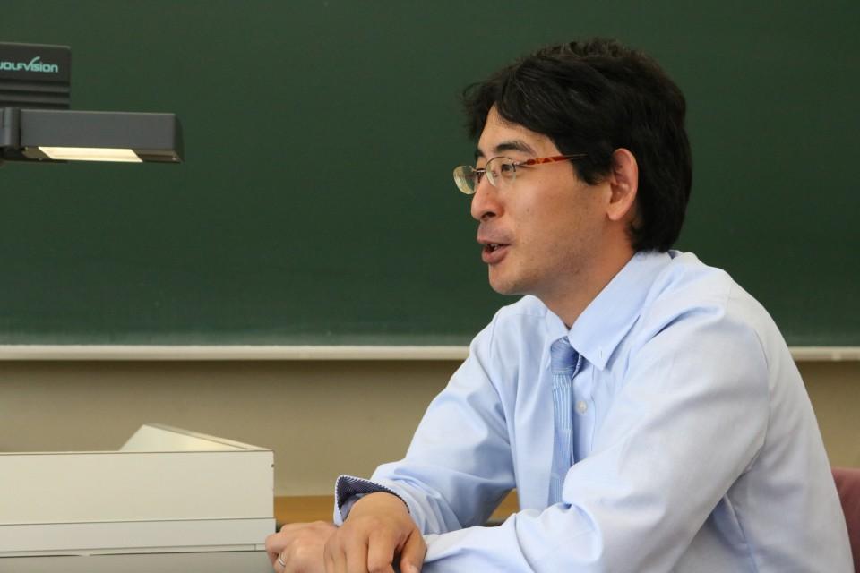【学びフォーラム2015】既読はキノドク!?模擬講義を終えた先生に聞きました!