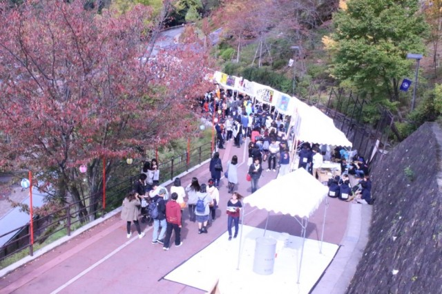 【京都産業大学 神山祭】京産生のパワー全開!神山祭がアツかった!