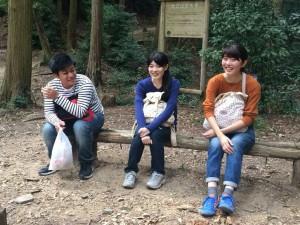 どことなく落ち着いたまち「京都」に惹かれました。