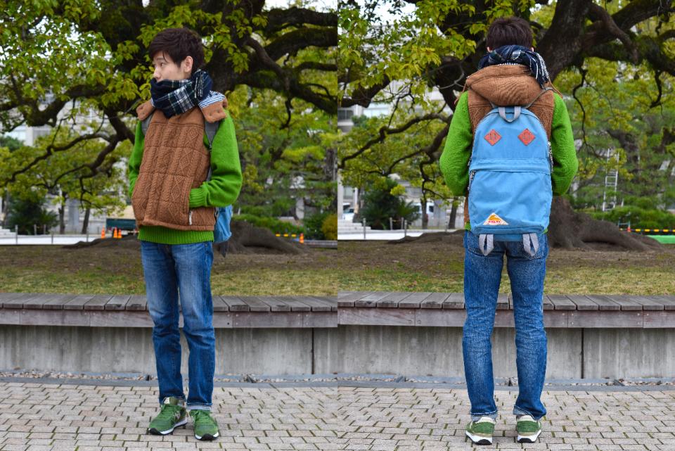 もうイカ京とは言わせない!いまどき京大男子のファッションスナップ