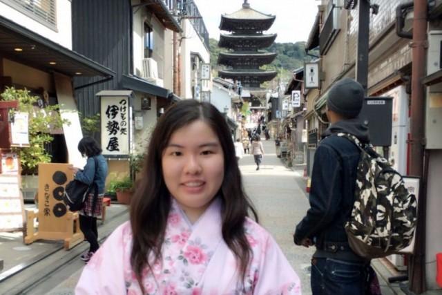 みんなに発信したい!「やっぱり京都はいいところ」