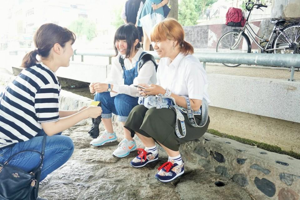 キャンパスライフに潤いを!噂の鴨っぷるに直撃インタビュー!!