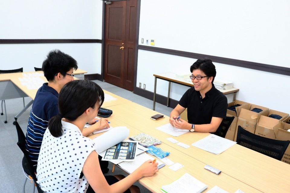 インタビュー,京都大学,ゲーム,探検!京都大学,WEBサイト