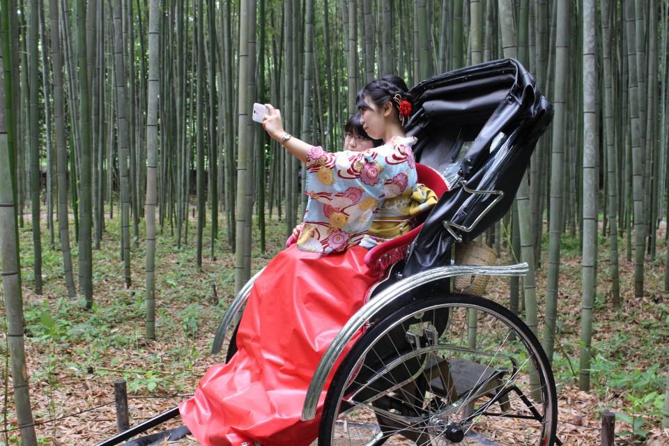 京都嵐山女子旅で人力車を おすすめする5つの理由