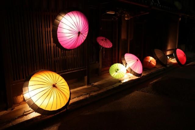 【都ライト'16】町家を彩るいろんな灯り