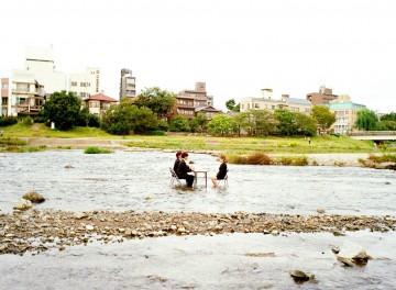 京都・鴨川で面接!?ブラックすぎると話題になったアレの正体が判明