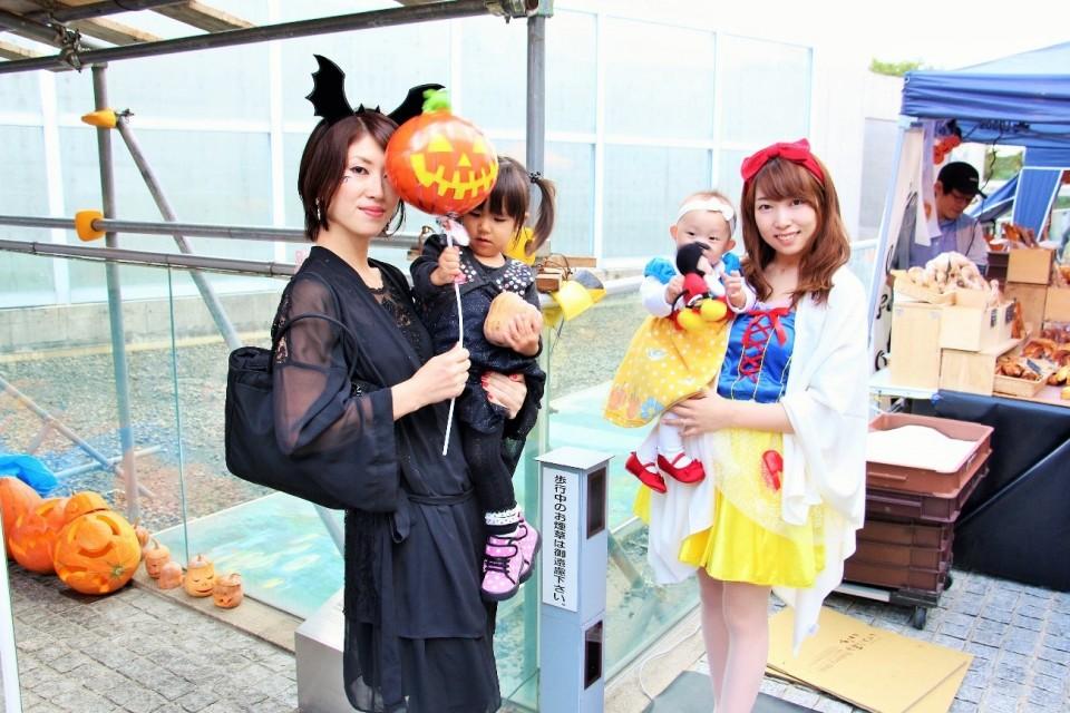 京都でハロウィンを楽しむ。北山ハロウィンとは