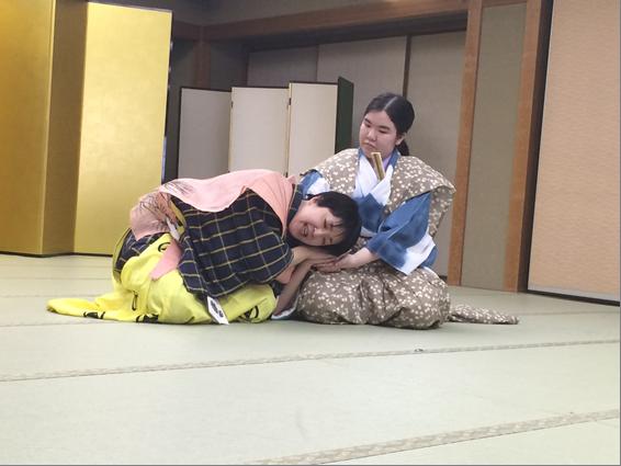 京都で学ぶ!あなたを狂言の世界へお連れします!