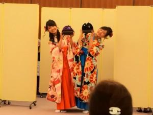 """""""着物の街""""京都!「着物ファッションショー」にお邪魔してきました!"""