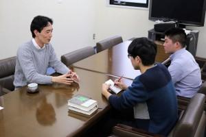 「大学の外も大学の延長、京都は不思議」:森見登美彦さんインタビュー(前編)