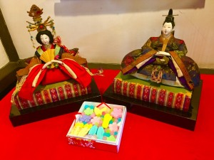 着物と伝統の街、京都西陣千両ヶ辻で開催された「千両ヶ辻ひな祭り」に行ってみた!