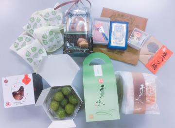 京都の大学生が勧める京土産 ~修学旅行生はどれを選ぶ?~