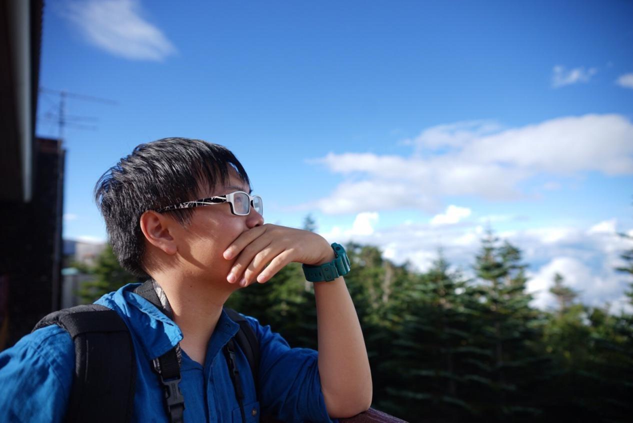 一目惚れの出会い ―私と京都