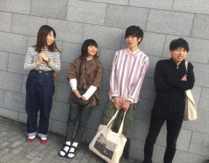 おしゃれ大学生の春・初夏コーデスナップ ~今出川駅周辺~