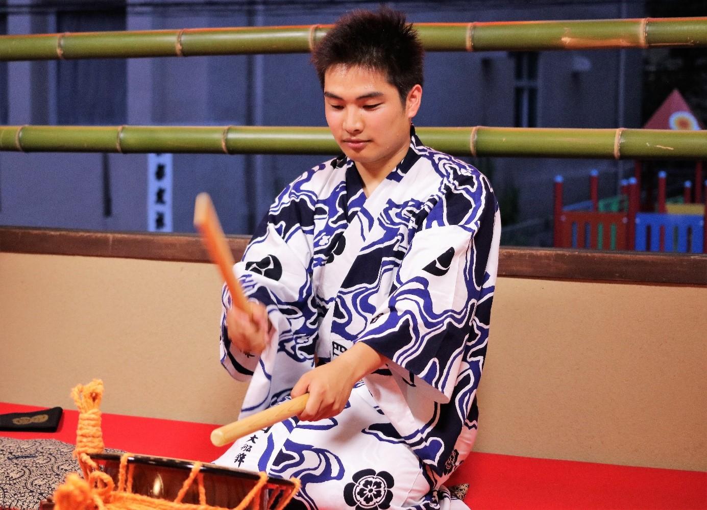 【京都三大祭 祇園祭】大学生囃子方 佐々木さんが語る長年の想いとは…!?