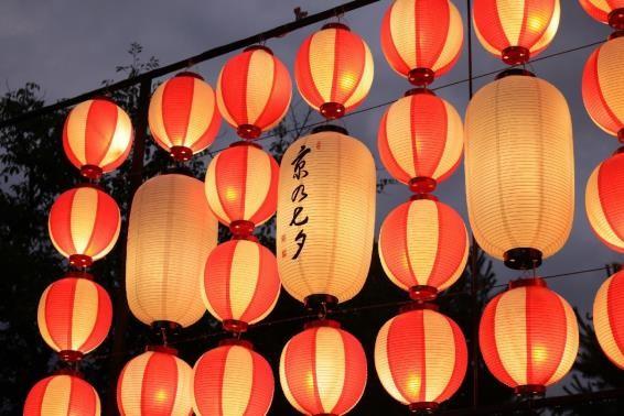 【京の七夕】光・水・竹が織りなす堀川会場