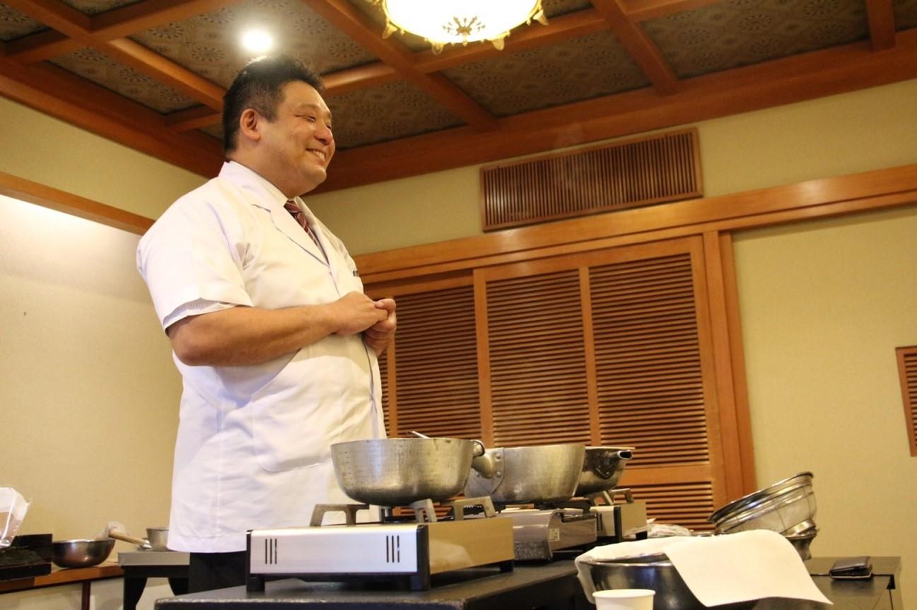 【京料理萬重 だし講習】本物のだしを味わってきた&若主人の田村 圭吾さんにインタビュー