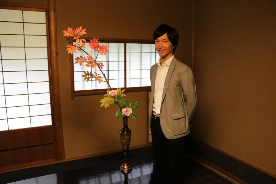 日常で感じる花への感謝の気持ちとは 未生流笹岡 家元 笹岡 隆甫さんインタビュー