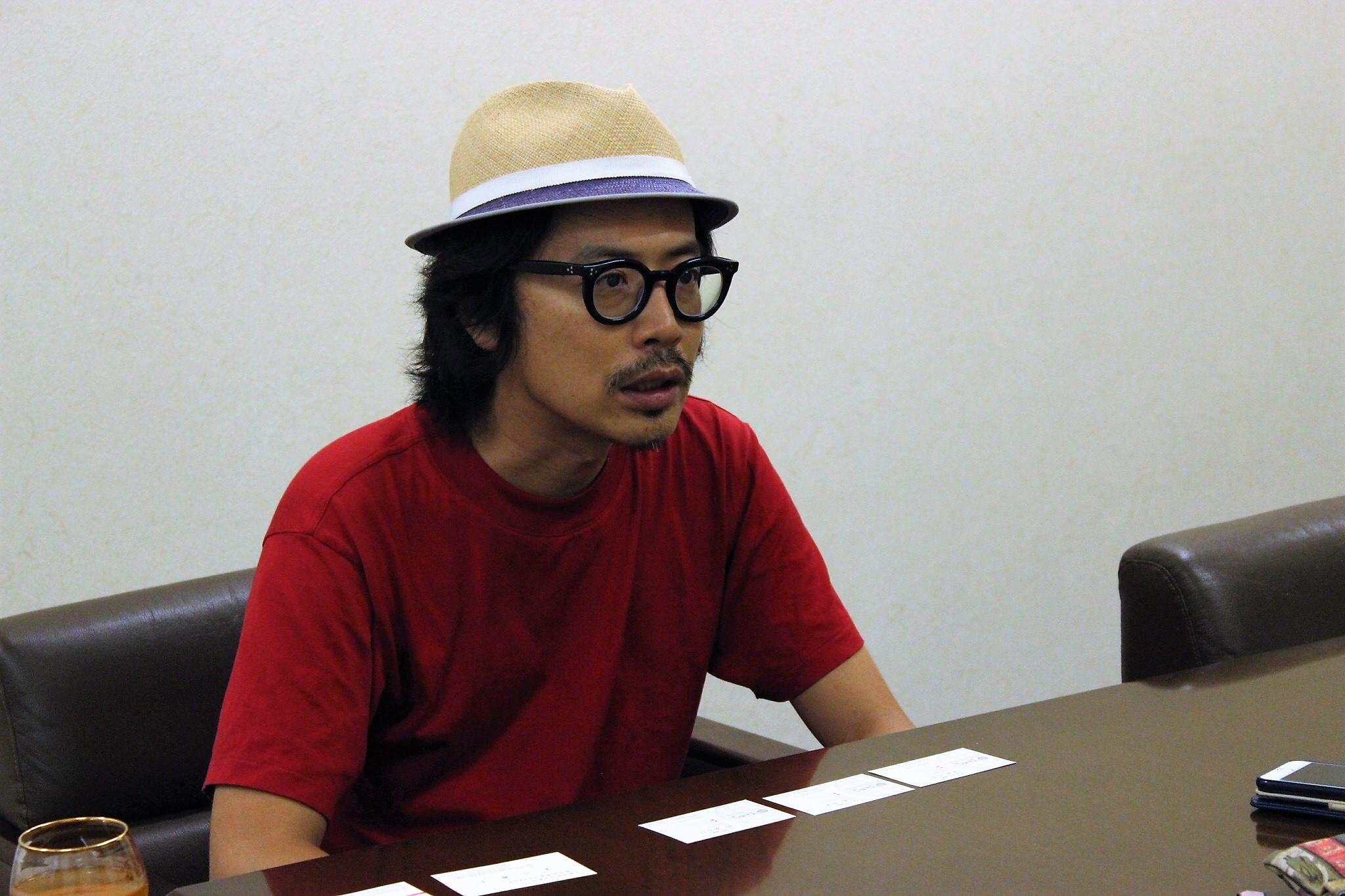 くるりの岸田 繁さん2―大学生エトセトラ編―