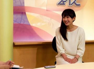 【女子アナインタビュー】KBS京都の海平 和さんに聞きました!~京都で育ち、学び、働くということ~ ➁学生生活編