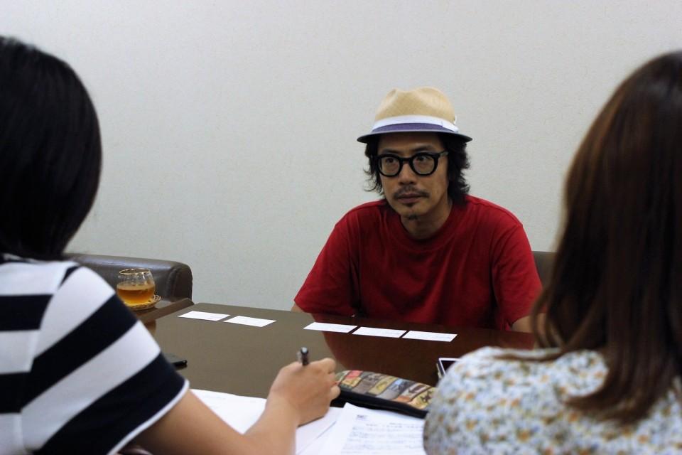くるりの岸田 繁さん―大学生エトセトラ編―