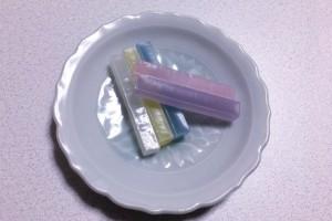 【涼しげ】キラキラ和菓子パーティーしてみた【後編】