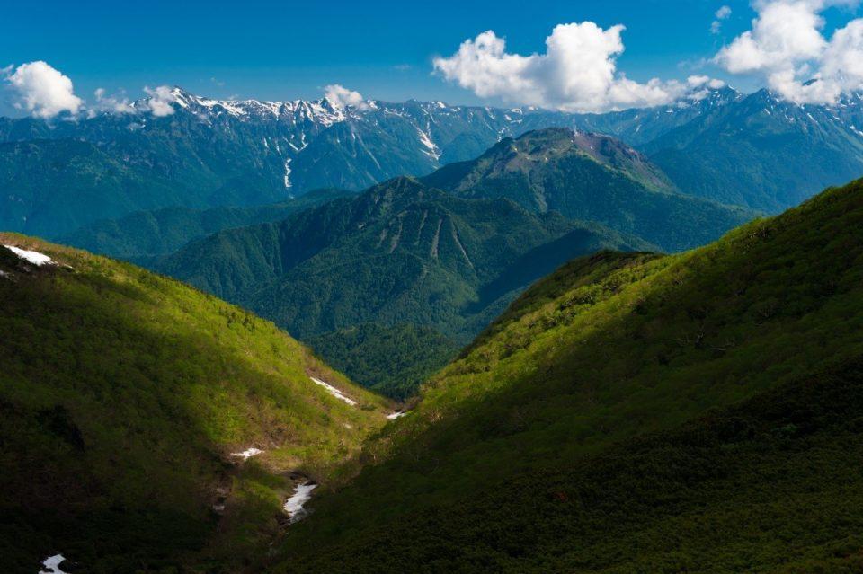 記事で人生に例えられた「山」