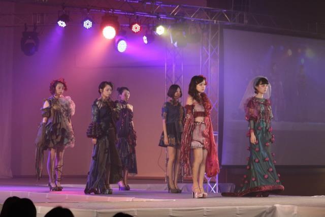 京都女子大学twinkle*の本格的なファッションショーにお邪魔してきた!