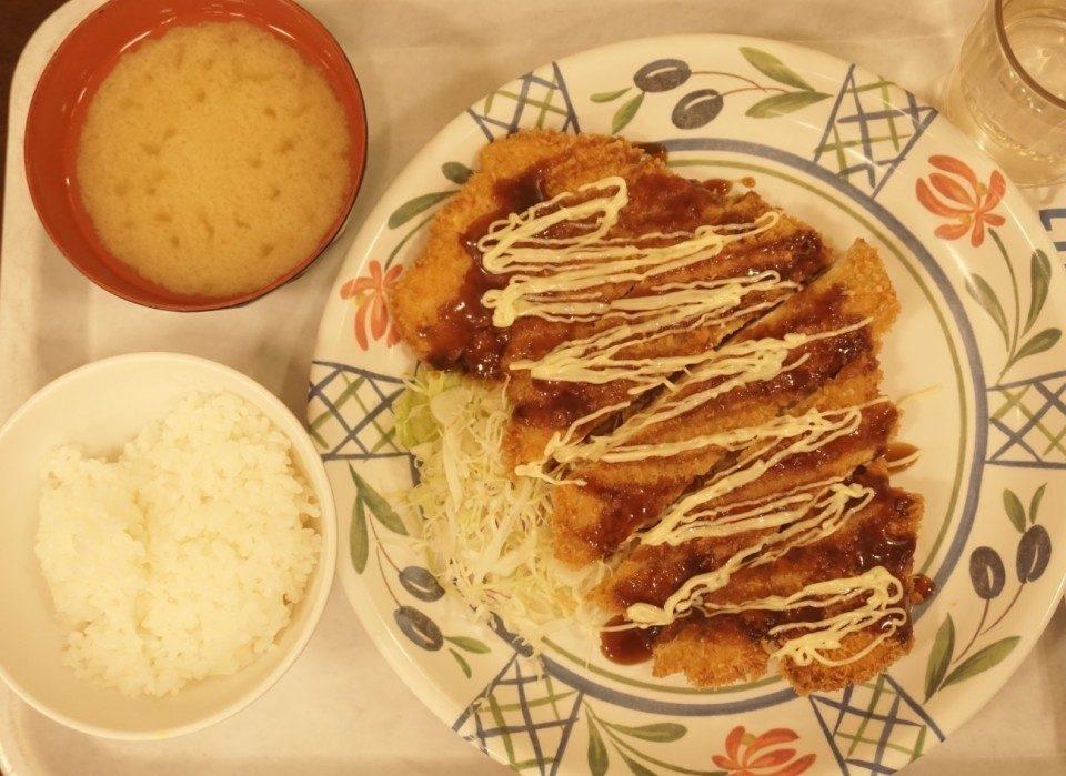 京都女子大学のリーズナブル定食
