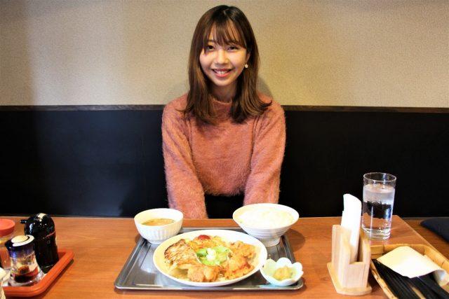 【学割vol.12】京都・円町で一口餃子ランチ発見!「餃子処 太八」