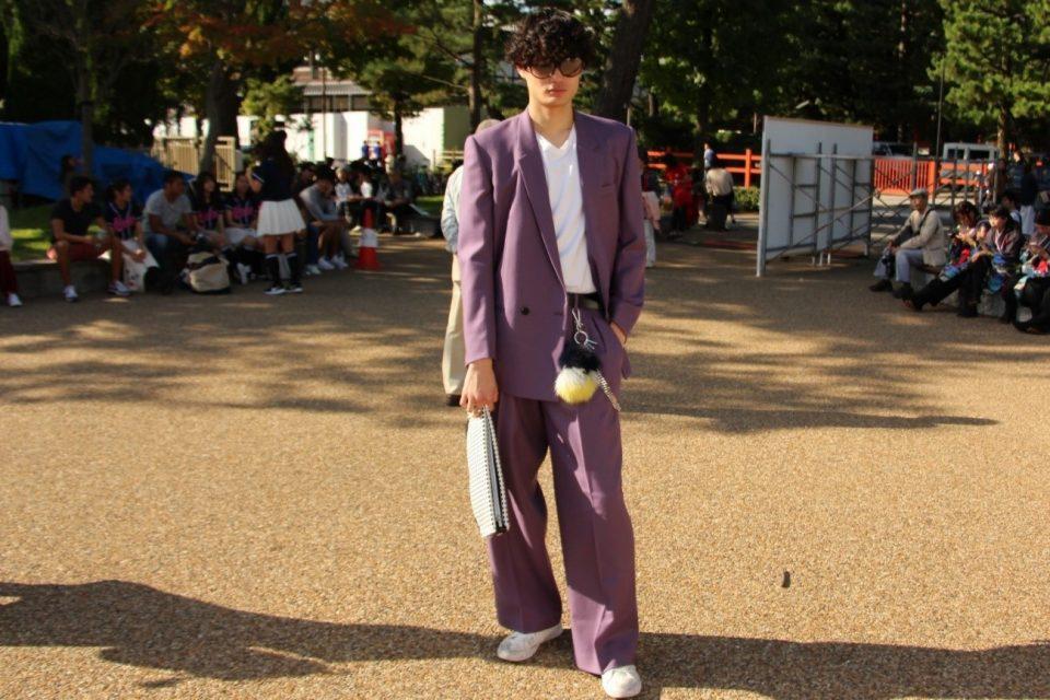 おしゃれ学生KOYOさんの私服