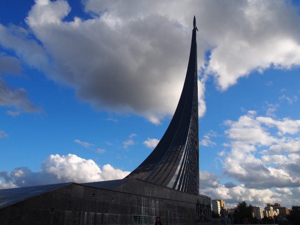 筆者が訪れたロシアの宇宙飛行士博物館