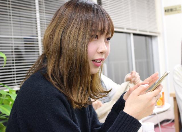イマドキ女子大生のスマホの中身とおすすめアプリを大調査!