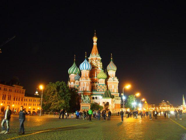 【留学体験記】ロシアの「アツい」夏