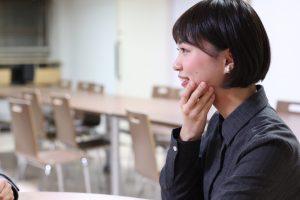 立命館ミスキャンの内田雪絵