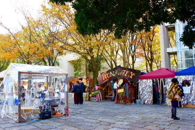市立芸大学園祭