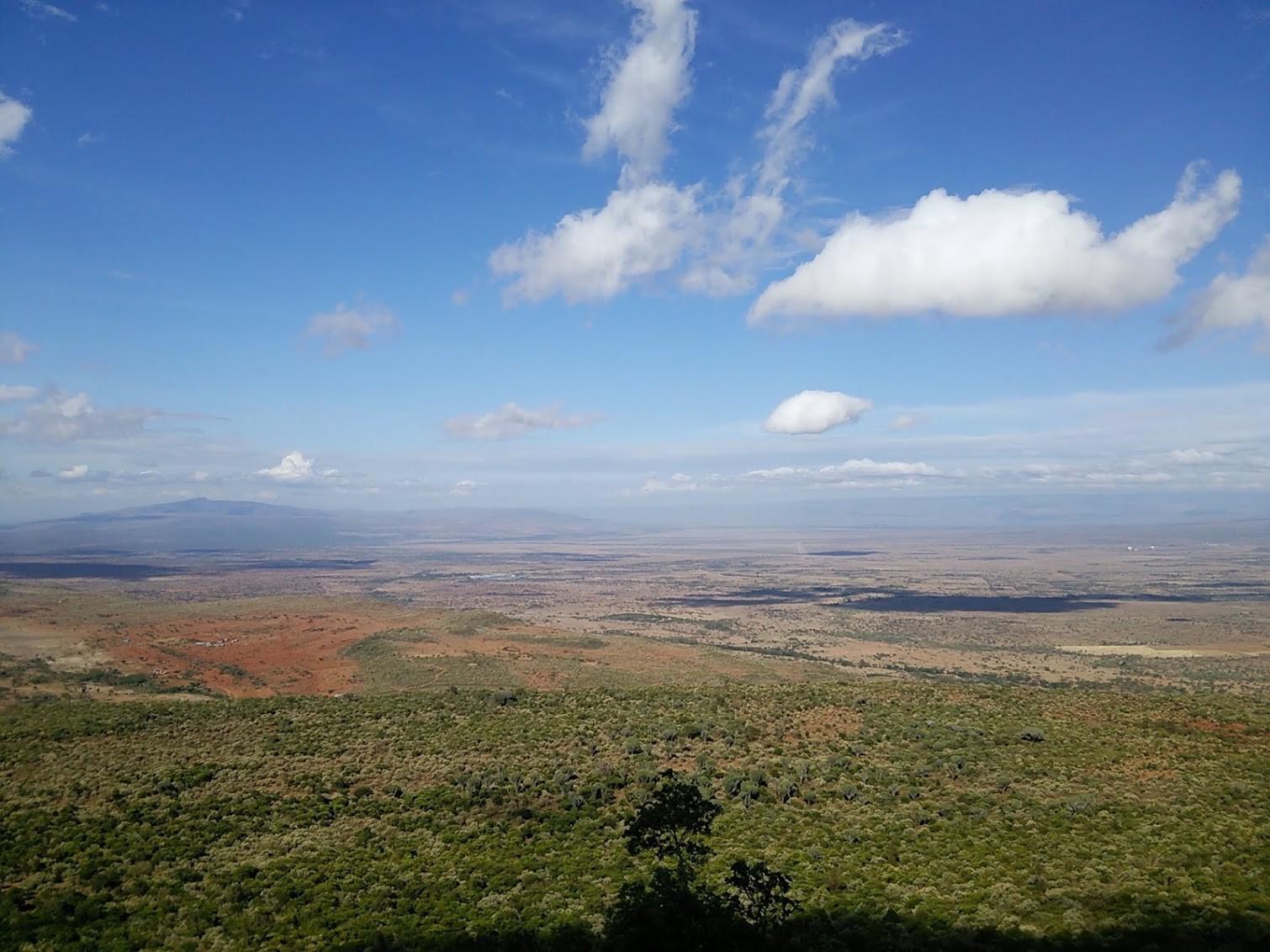 アフリカ ケニア海外研修紀行 大自然や人々のパワーに触れて人生観が変わった話 【ケニア到着編】