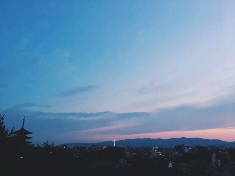 修学旅行で京都に恋をした