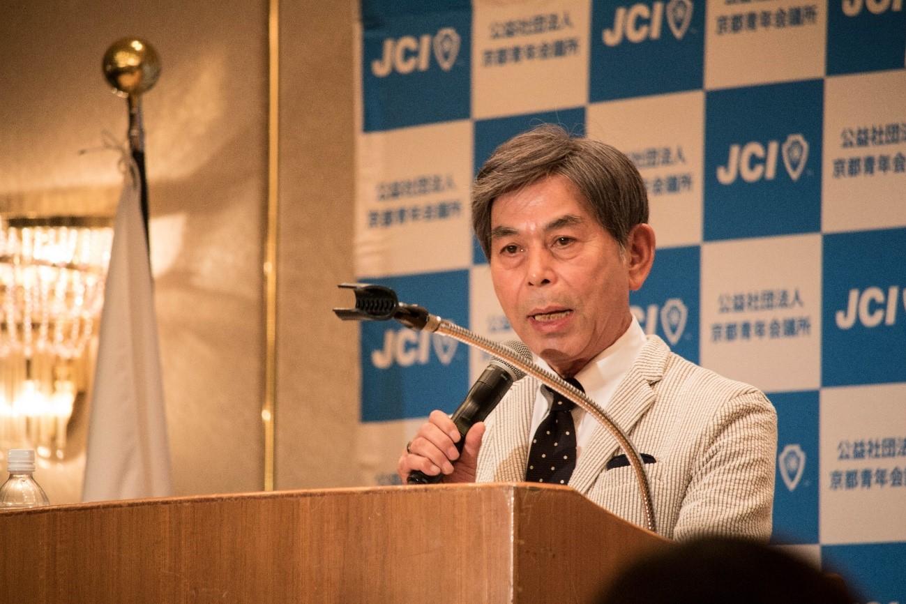 『元吉本興業常務に聞く!実は日本一!「学生のまち京都」のプロデュース術』レポート