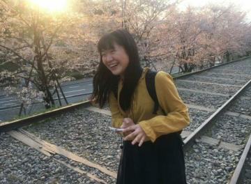 桜の季節の蹴上にて