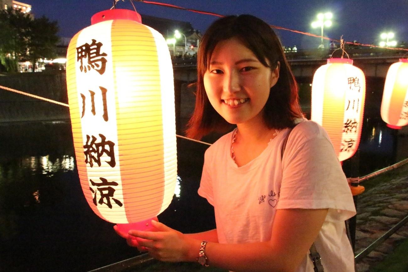 【京の七夕】京都の夏の風物詩 鴨川納涼2018