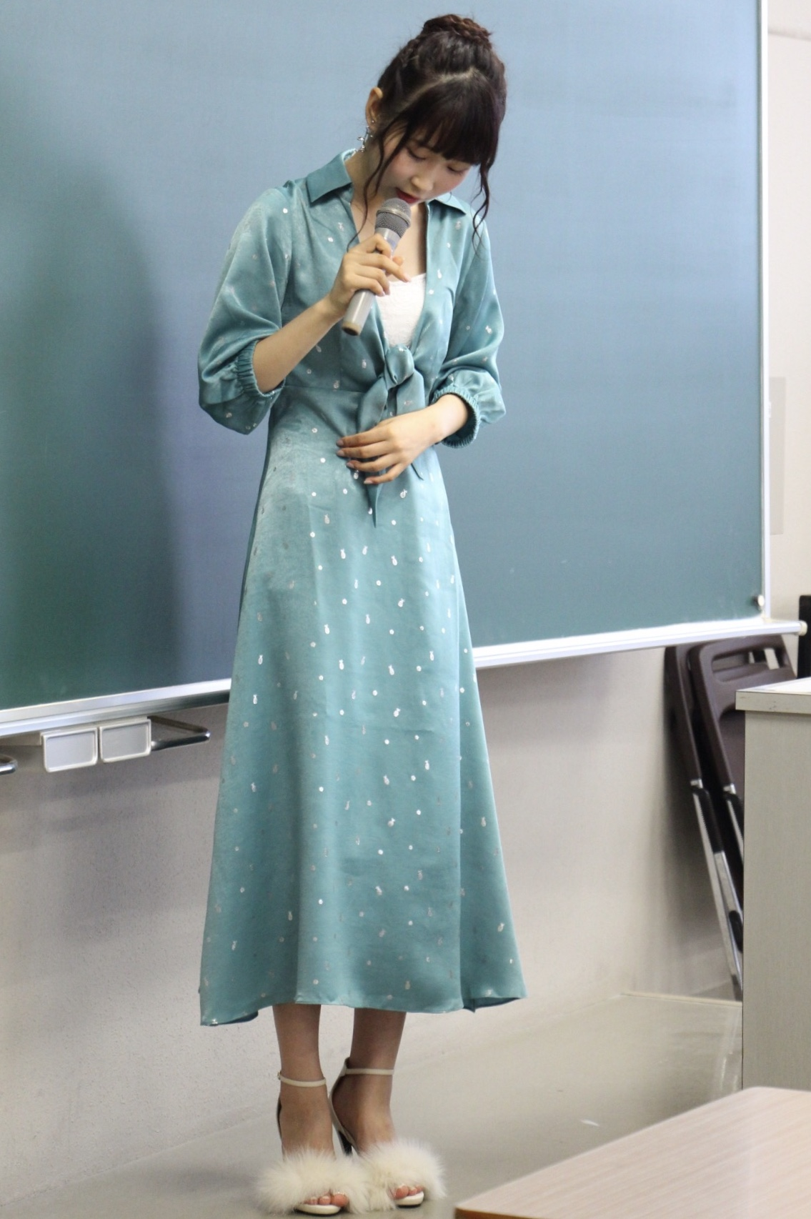 現役モデルによるファッションアドバイス☆
