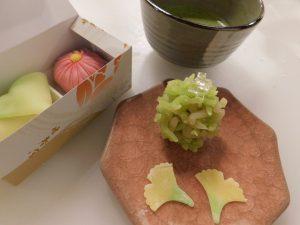 和菓子づくり体験で京都の思い出つくりませんか