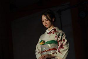 平成、最後の夏。着物ファッションショーの舞台裏は熱かった!